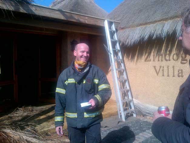 Deon from Mopani District Fire Dpt