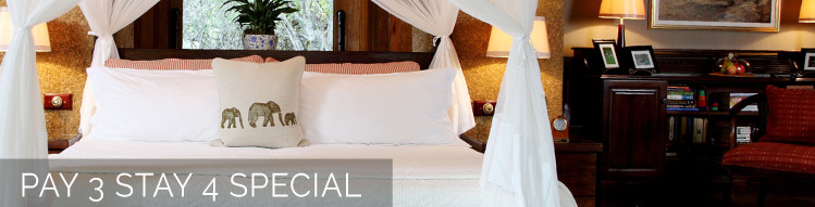 camp jabulani specials and promotions pay 3 stay 4
