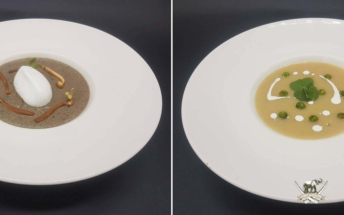 Mushroom-soup-Potato-and-leek-soup