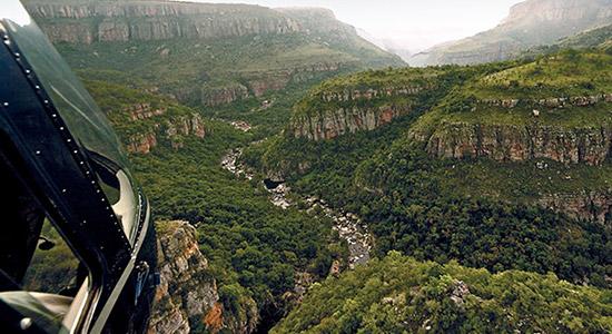 camp jabulani helicopter flights
