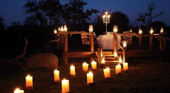 camp jabulani on honeymoon