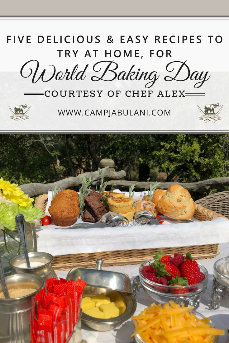 Camp Jabulani world baking day 2018