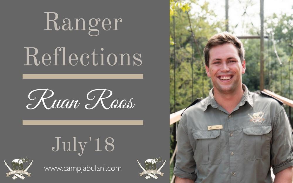 Ranger Ruan Roos