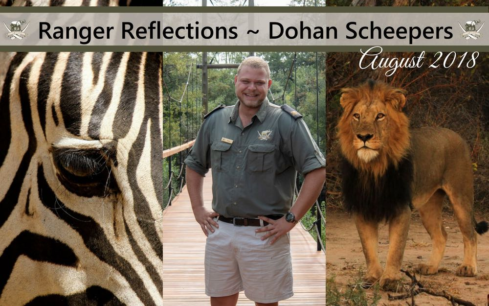 Dohan Scheepers Ranger Camp Jabulani