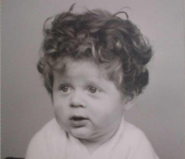 Baby Carl Olen!