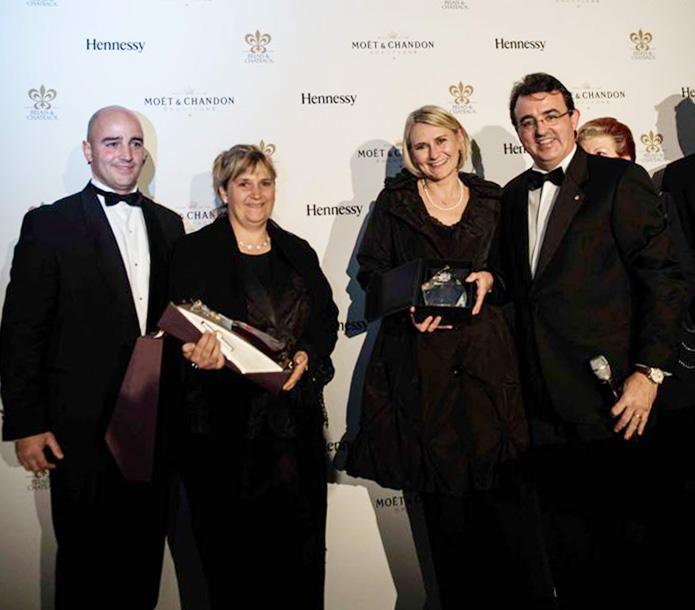 Adine Roode Relais Awards 2012