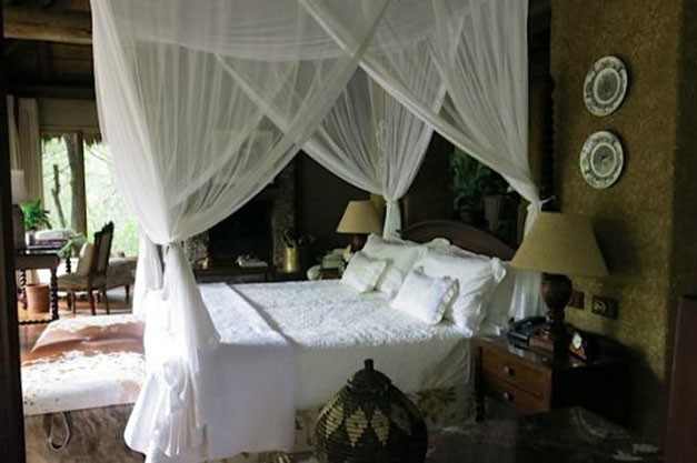Kapama Game Reserve Accommodation